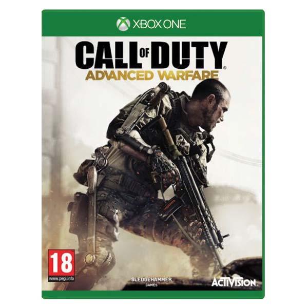 Call of Duty: Advanced Warfare[XBOX ONE]-BAZAR (použité zboží)