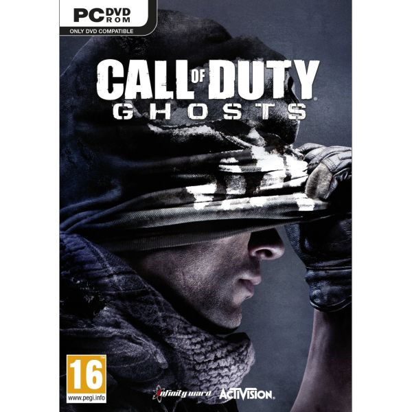 Call of Duty: Ghosts PC CD-key
