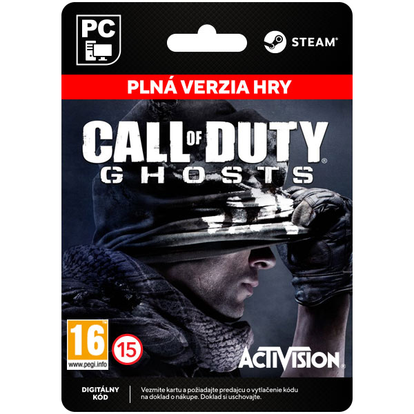 Call of Duty: Ghosts [Steam]