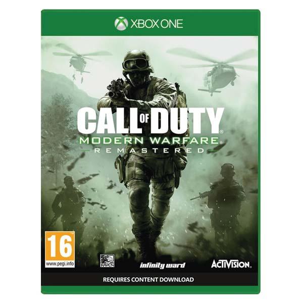 Call of Duty: Modern Warfare (Remastered)