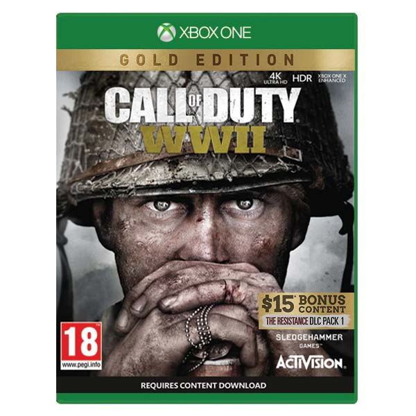 Call of Duty: WW2 (Gold Edition)