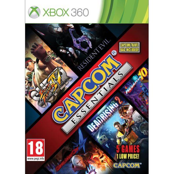 Capcom Essentials XBOX 360