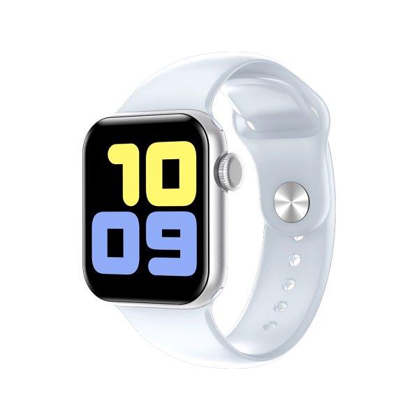 Carneo Gear+ CUBE smart hodinky, strieborné