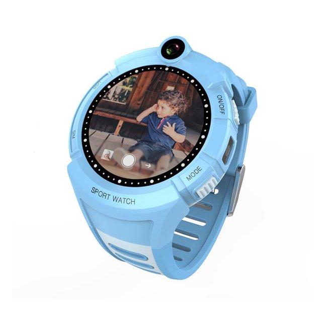 Carneo GUARDKID +-Smart hodinky s GPS pro děti, Blue