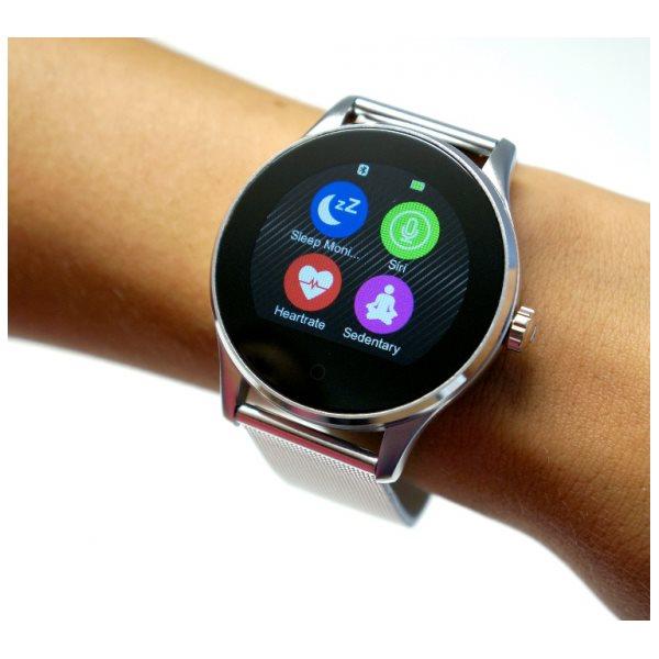 Carneo Manager-multifunkčně hodinky, Silver-Rozbalené zboží