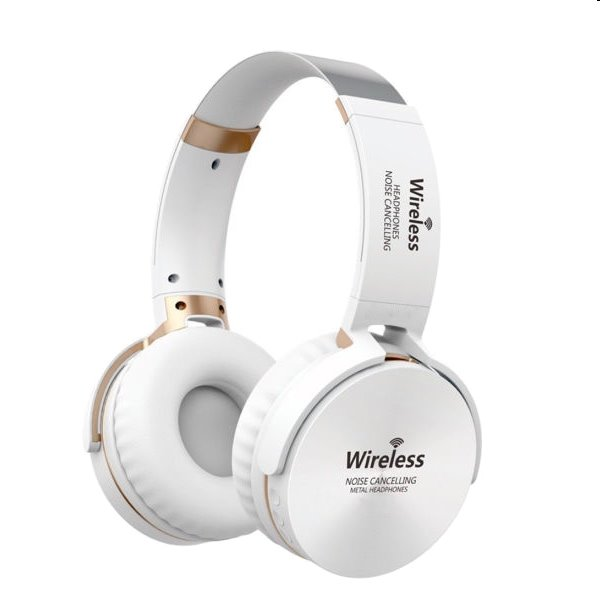 Bluetooth Stereo Headset Carneo S7, White