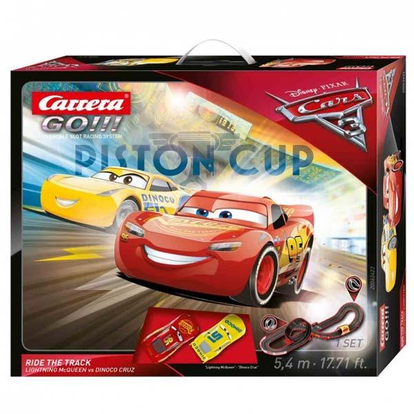 GO !!! cars 3