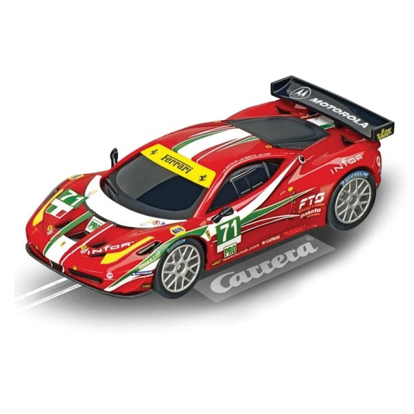 GO !!! Ferrari 458 Italia GT2