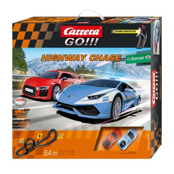 GO !!! Highway Chase