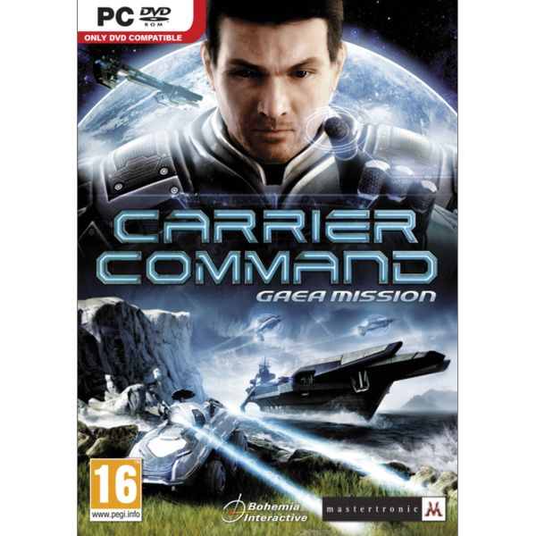 Carrier Command: Gaia Mission PC