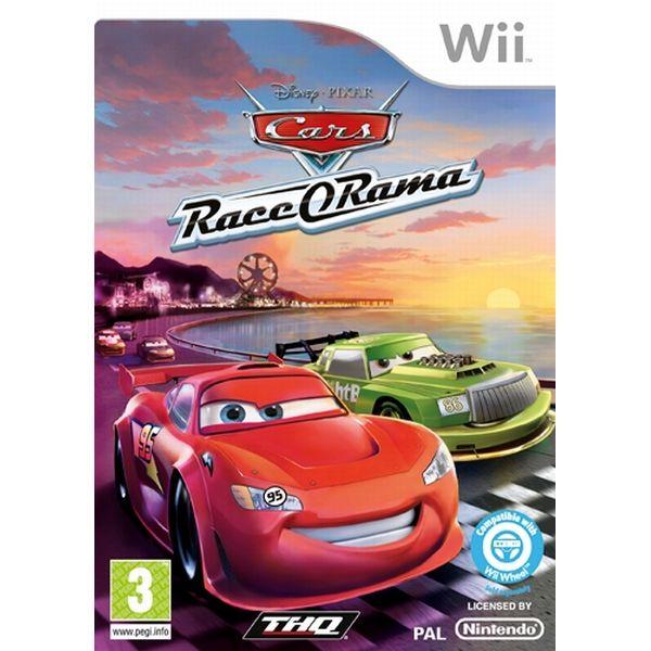 Cars Race O Rama Wii