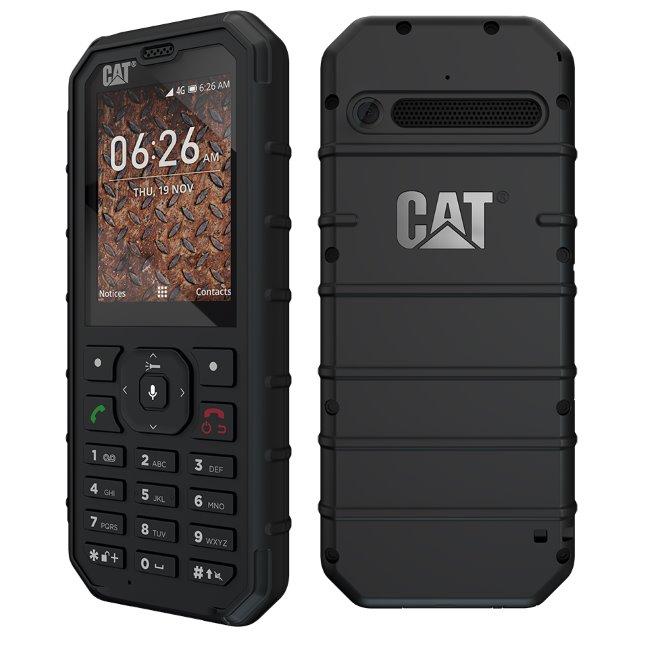 Caterpillar Cat B35, Dual SIM-rozbalené zboží