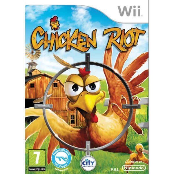 hicken Riot Wii