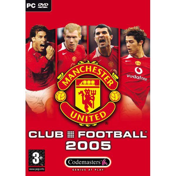 Club Football 2005: Manchester United FC PC