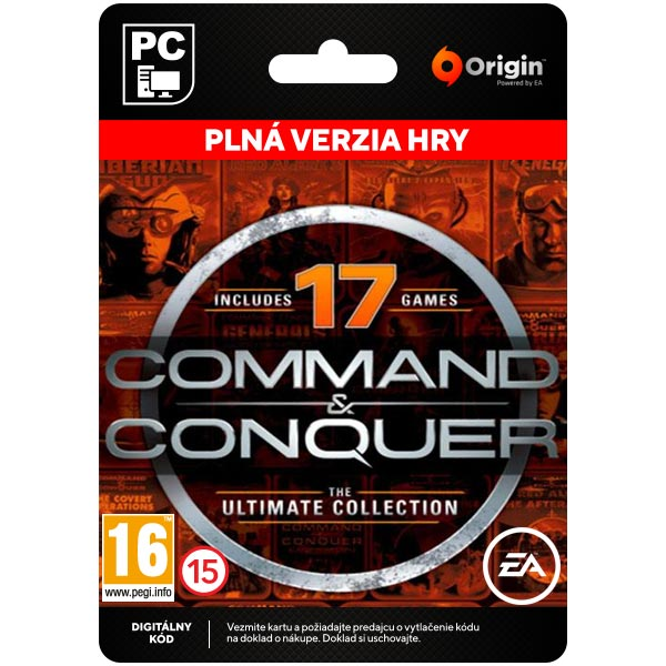 Command & Conquer (The Ultimate Collection)[Origin]