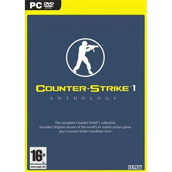 Counter Strike 1 Anthology PC