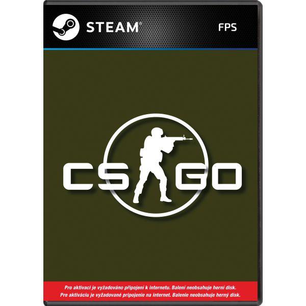Counter Strike: Global Offensive CZ - digitální distribuce PC