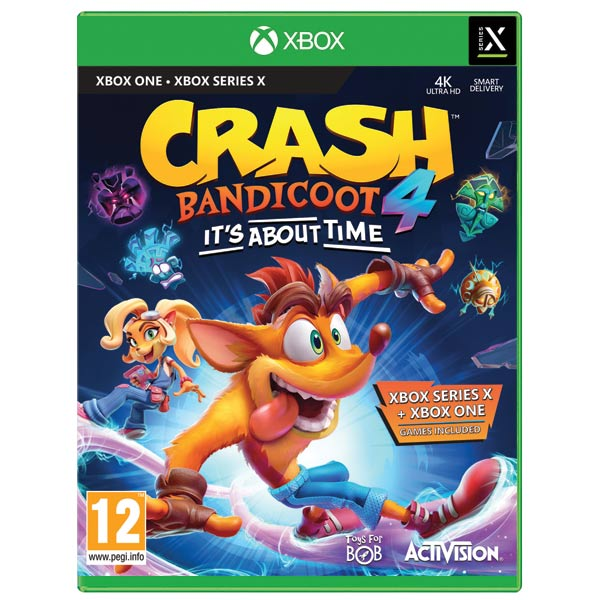 Crash Bandicoot 4: It 'About Time