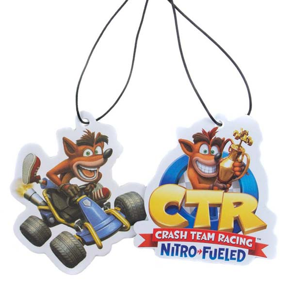 Crash Team Racing Nitro-Fueled Car Air Freshener
