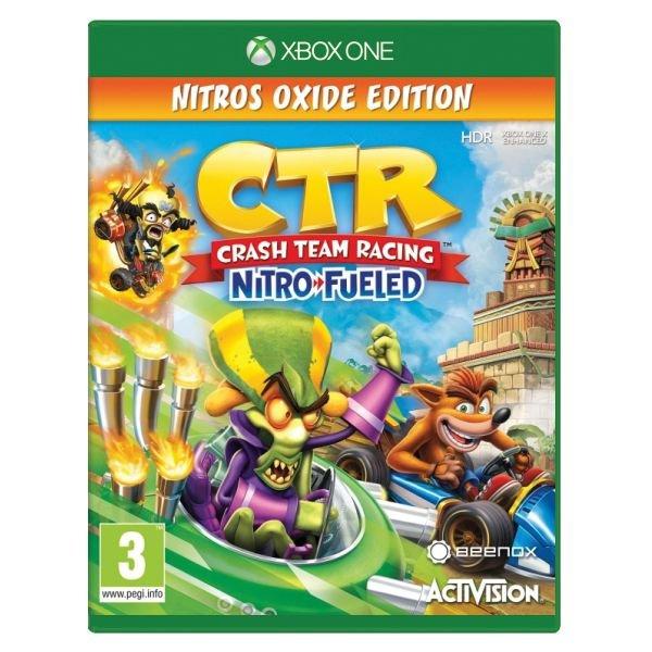 Crash Team Racing Nitro-Fueled (nitros Oxide Edition) XBOX ONE