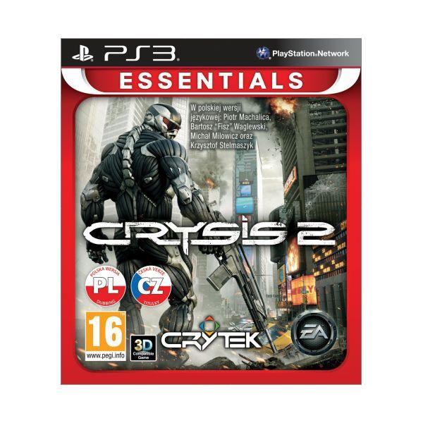 Crysis 2 CZ PS3