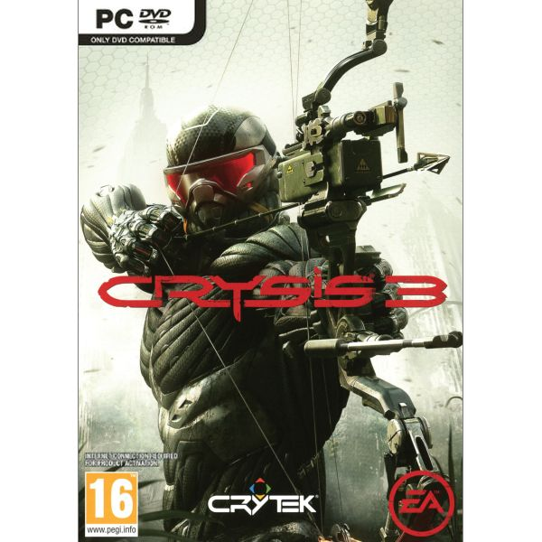 Crysis 3 PC CD-key