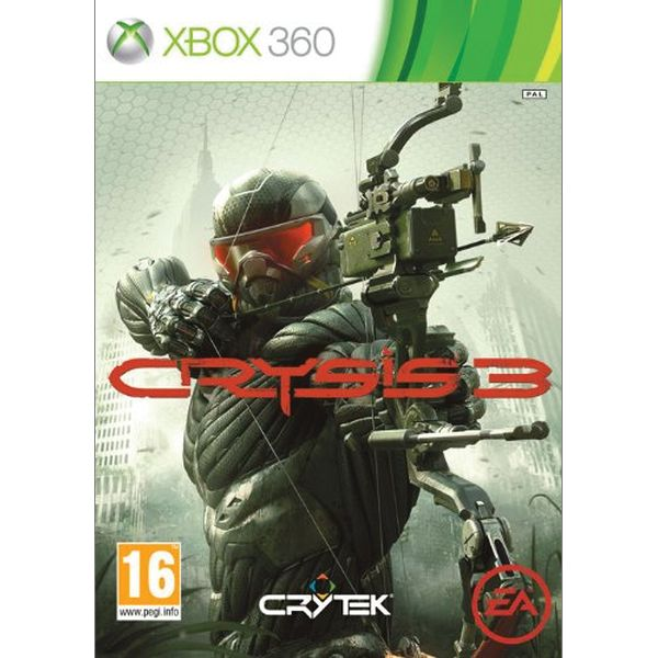 Crysis 3[XBOX 360]-BAZAR (použité zboží)