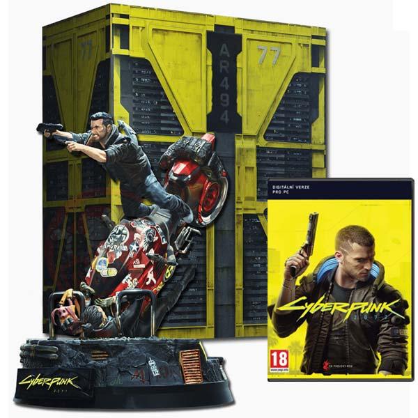 Cyberpunk 2077 CZ (Collector 'Edition)