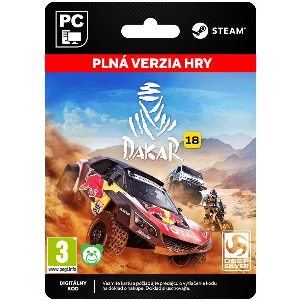 Dakar 18[Steam]