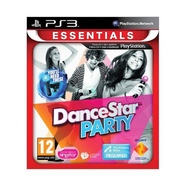 Dancestar: Party PS3