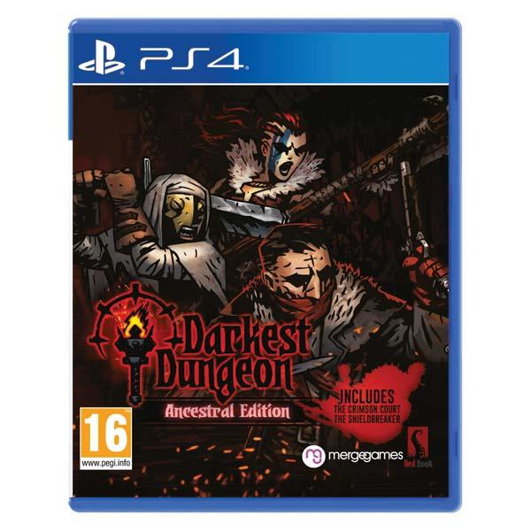 Darkest Dungeon (Ancestral Edition) PS4