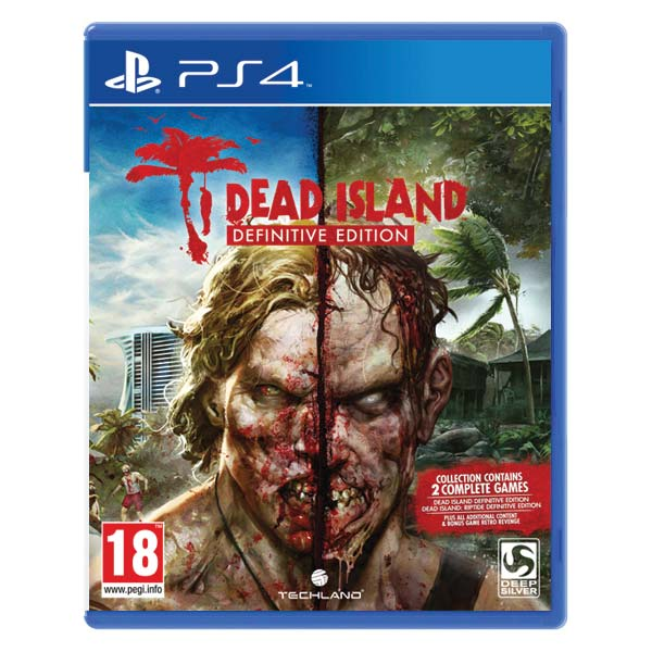 Dead Island CZ (Definitive Collection) PS4