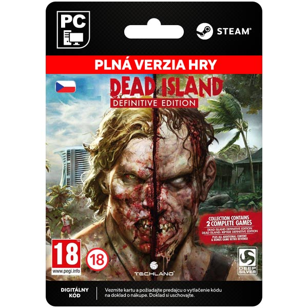 Dead Island CZ (Definitive Collection)[Steam]