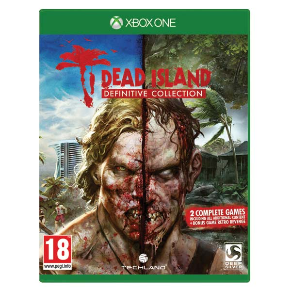 Dead Island (Definitive Collection) XBOX ONE