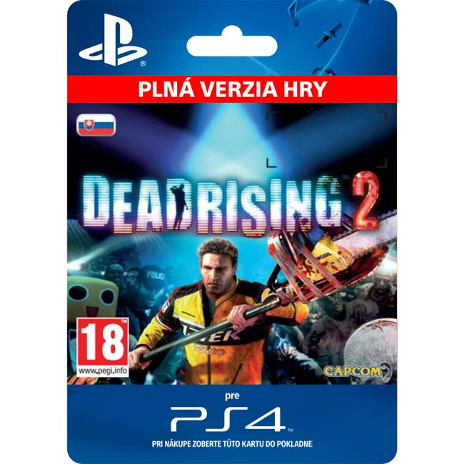 Dead Rising 2 (SK)