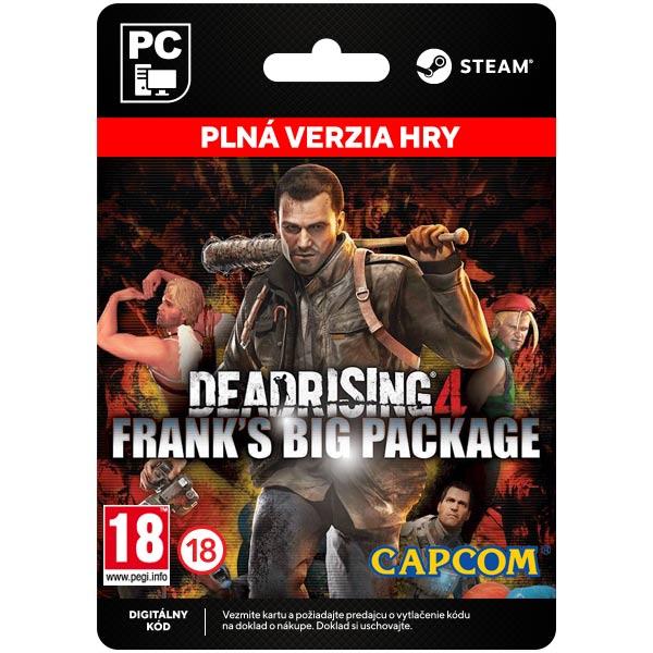 Levně Dead Rising 4: Frank's Big Package [Steam]