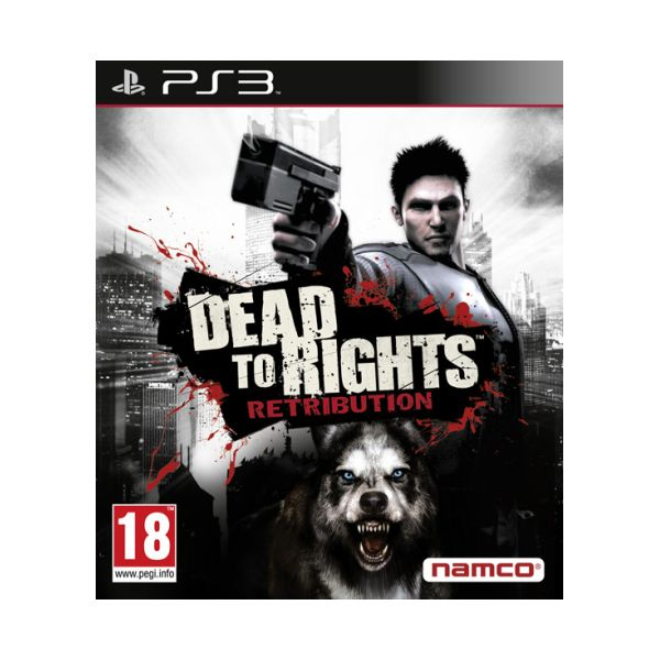 Dead to Rights: Retribution PS3