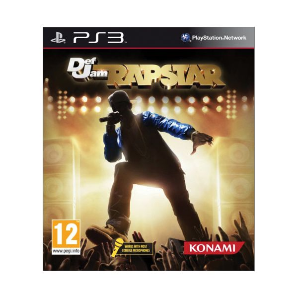 Def Jam: Rapstar PS3