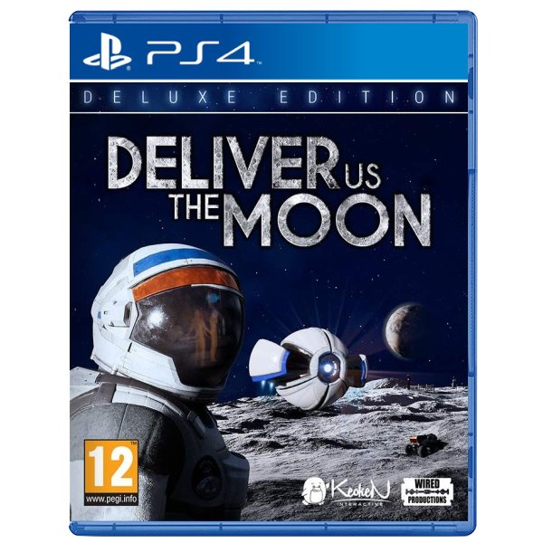 Deliver Us The Moon (Deluxe Edition) PS4