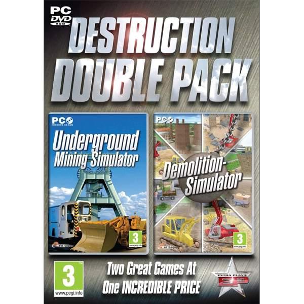 Destruction Double Pack PC