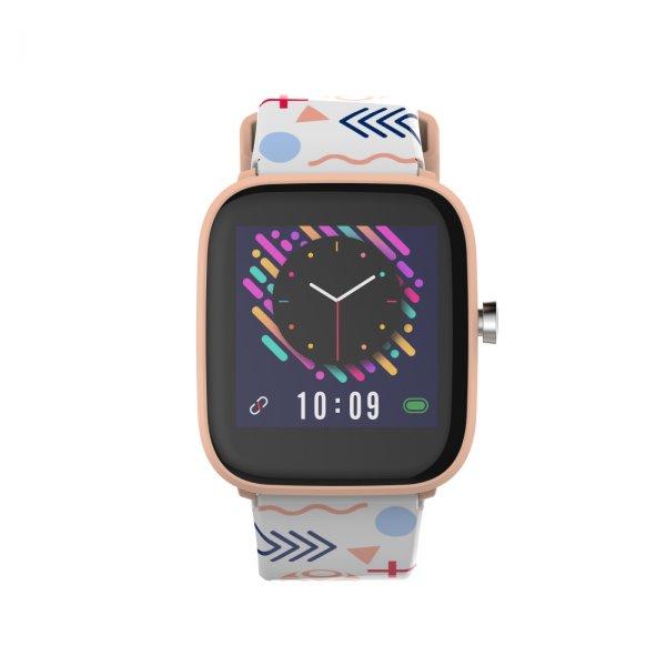 Carneo TIK&TOK HR+ dievčenské smart hodinky