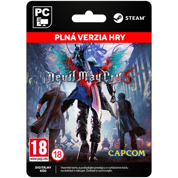 Devil May Cry 5[Steam]