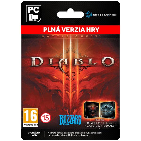 Diablo 3 (Battle Chest)[Battle.net]