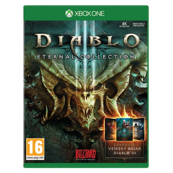 Diablo 3 (Eternal Collection) XBOX ONE