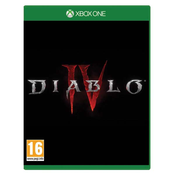 Diablo 4 XBOX ONE