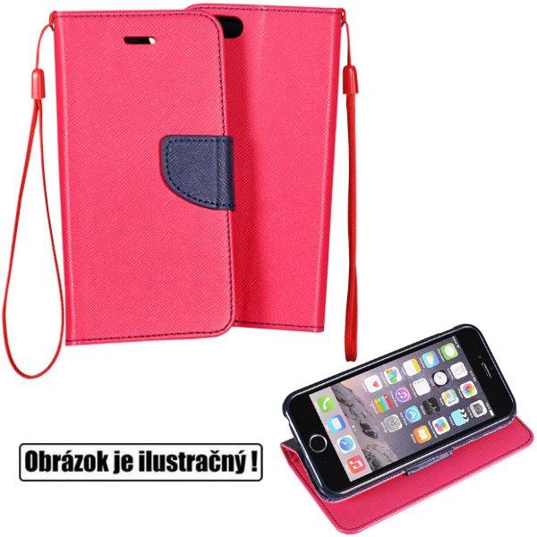 Diář pouzdro Fancy pro Huawei P9 Lite, PinkBlue