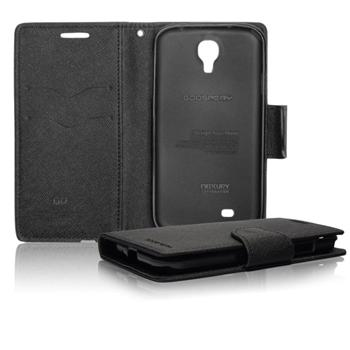 Diářové pouzdro Mercury pro Samsung Galaxy S Duos - S7562, Samsung Galaxy S Duos 2 - S7582, Black