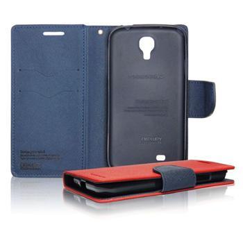 Diář pouzdro Mercury pro Samsung Galaxy S Duos - S7562, Samsung Galaxy S Duos 2 - S7582, Red