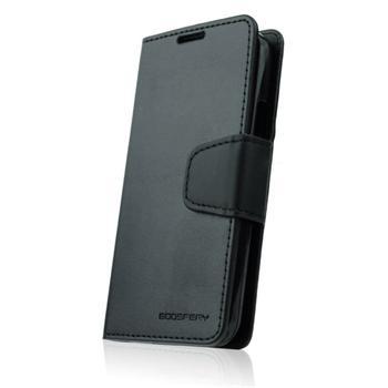 Diářové pouzdro SONATA Mercury pro Samsung Galaxy Trend - S7560, Samsung Galaxy Trend Plus - S7580, Black