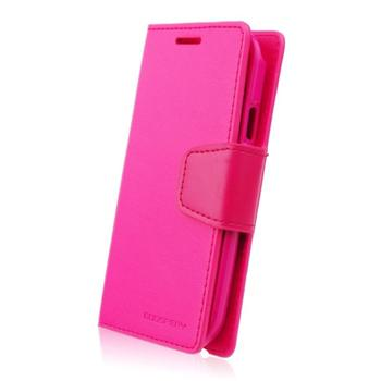 Diářové pouzdro SONATA Mercury pro Samsung Galaxy Trend - S7560, Samsung Galaxy Trend Plus - S7580, Pink